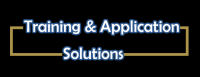 Training & Application Solutions